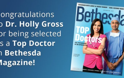 Bethesda Magazine selects Dr. Holly Gross as Top Doctor